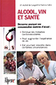 Livre : Alcool, vin et sant