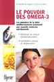 Livre : Le pouvoir des Omga-3