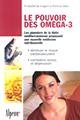 Livre : Le pouvoir des Oméga-3