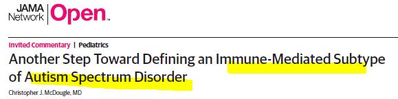 immune & ASD 1