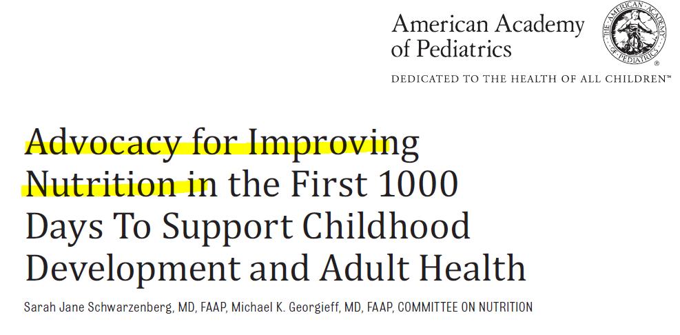 pediatrcis nutriton 1
